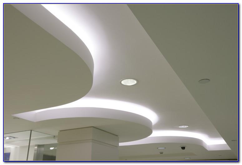 Drop Ceiling Recessed Lighting