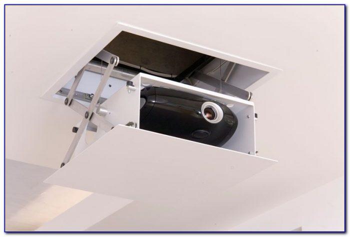 Drop Down Projector Ceiling Mount
