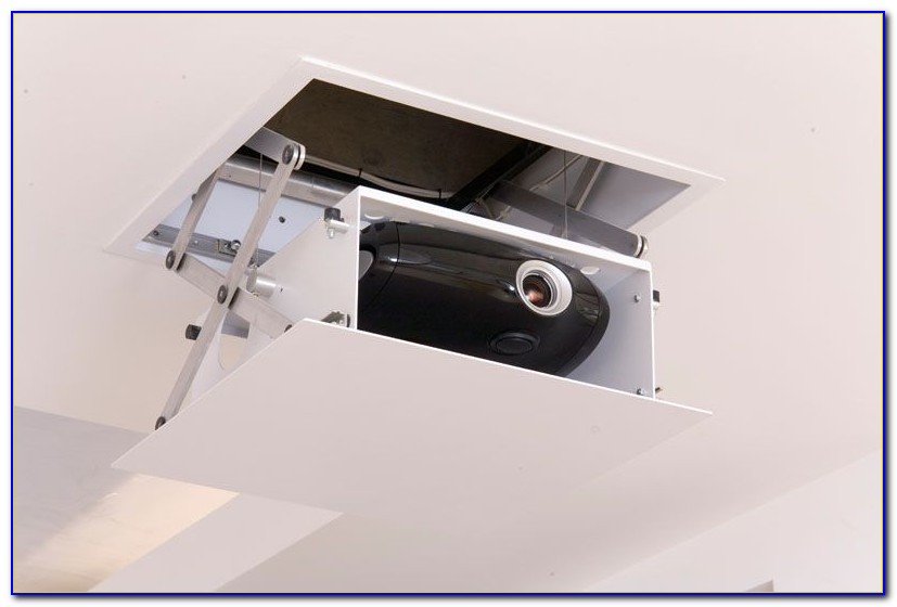 Drop Down Projector Ceiling Mount