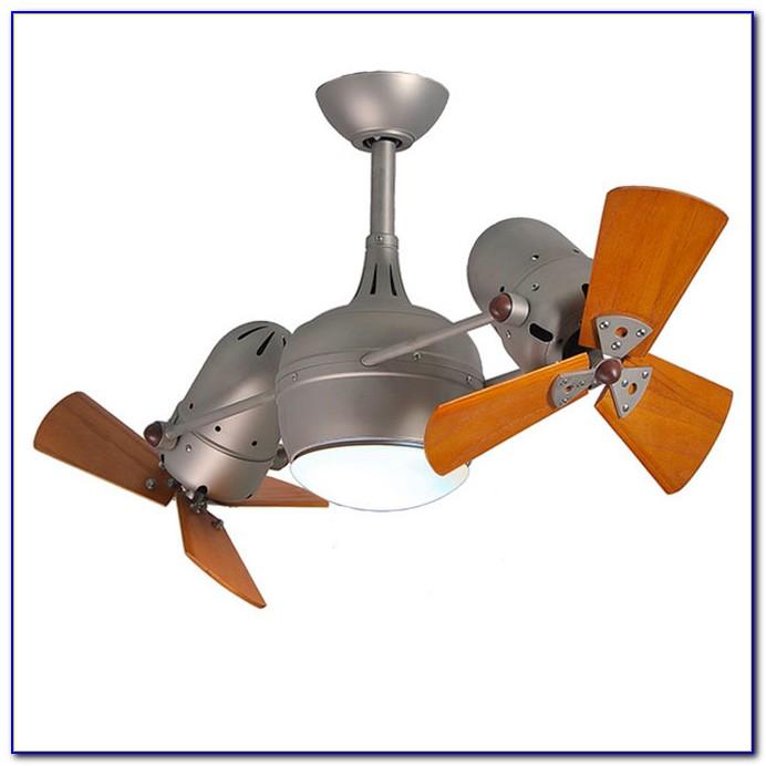 Dual Blade Ceiling Fan