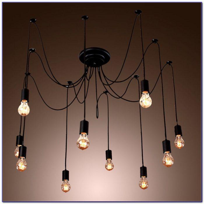 Edison Bulb Ceiling Fixture