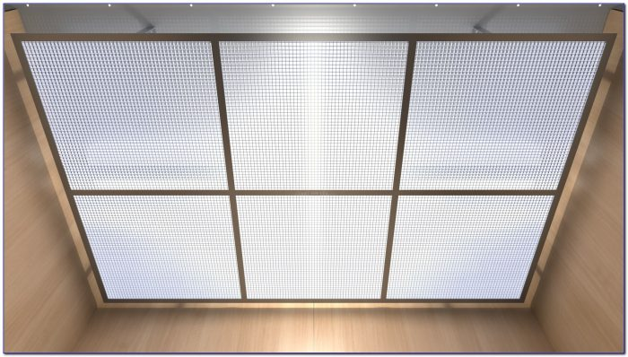 Egg Crate Suspended Ceiling Tiles