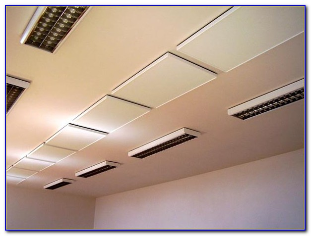 Electric Radiant Ceiling Heat