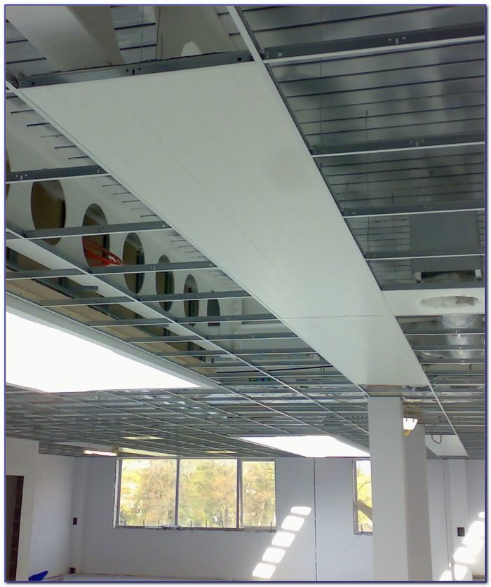 Electric Radiant Heat Ceiling Panels