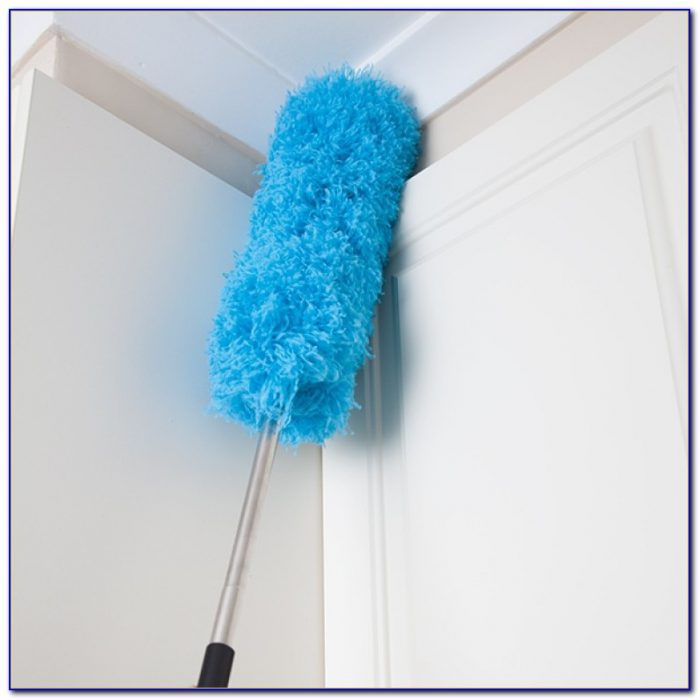 Extendable Feather Duster For High Ceilings