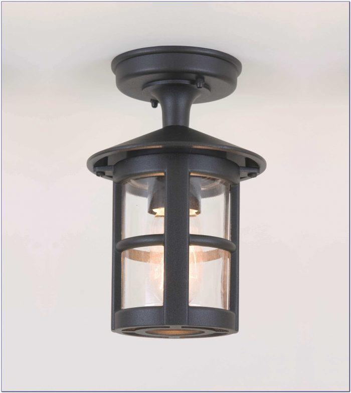 Exterior Recessed Ceiling Light Fixtures