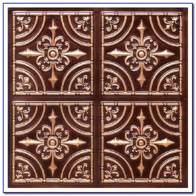 Fasade Faux Wood Ceiling Tiles