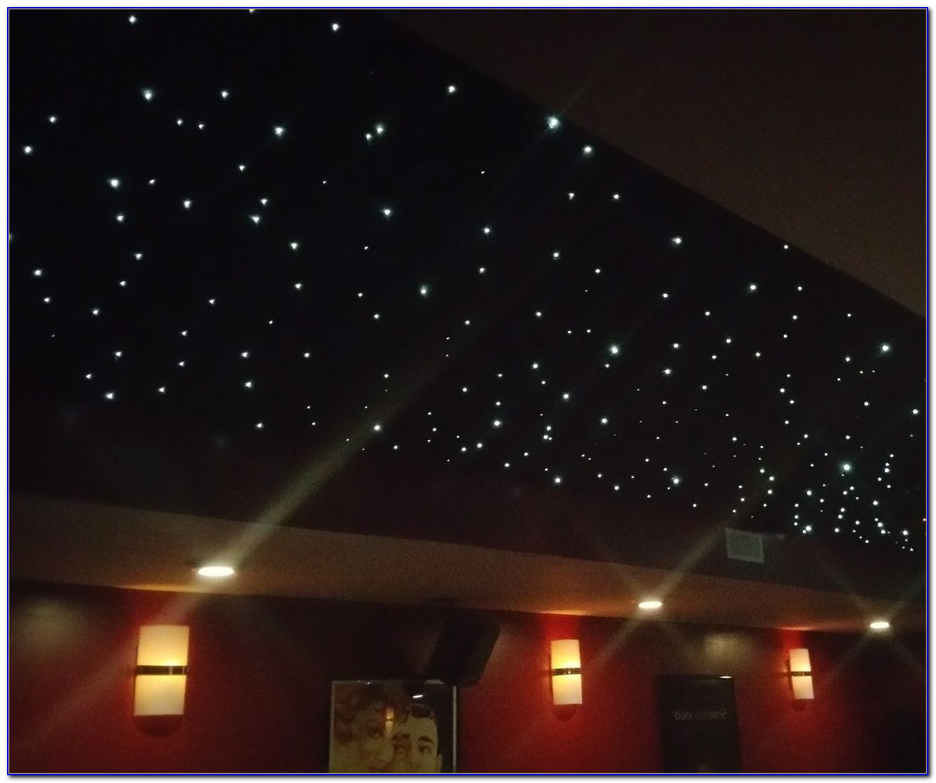 Fiber Optic Ceiling Panels