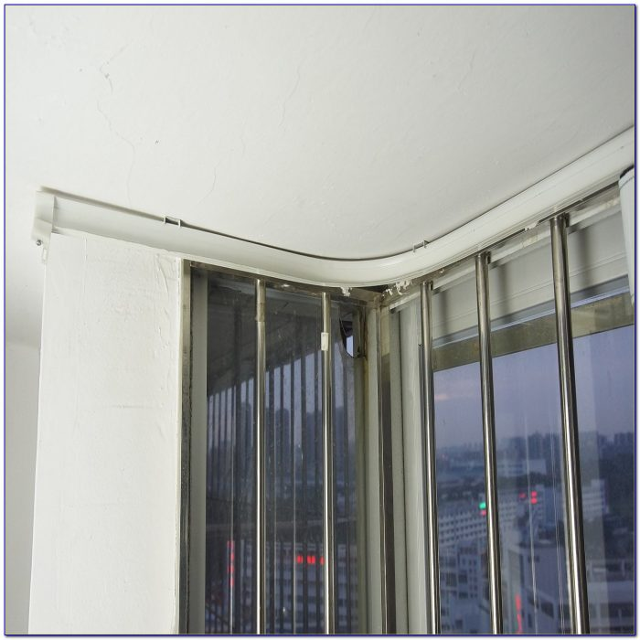 Flexible Ceiling Curtain Track System