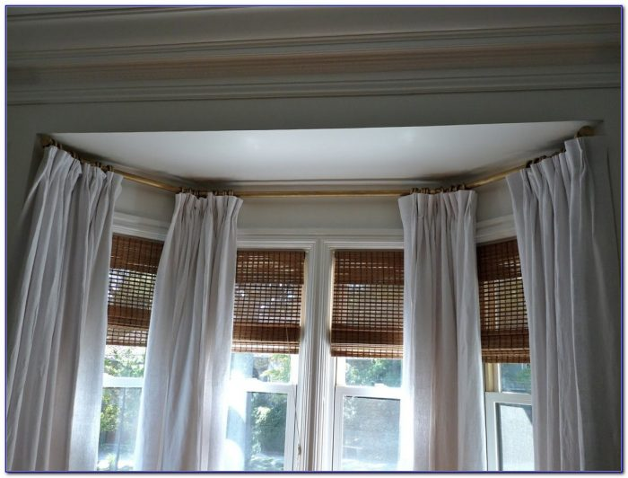 Flexible Ceiling Mounted Curtain Track System