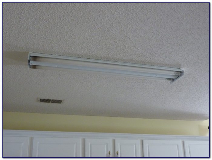 Fluorescent Kitchen Ceiling Light Fittings