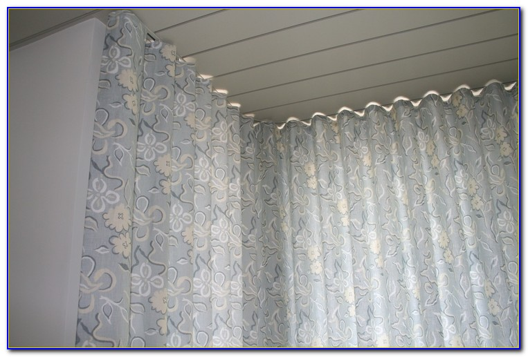 Flush Ceiling Mount Curtain Track