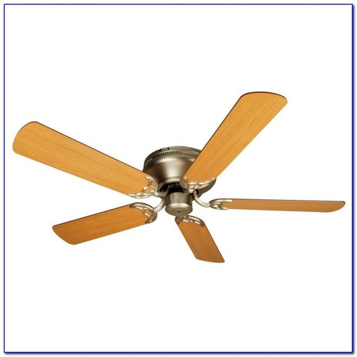 Flush Mounted Outdoor Ceiling Fans