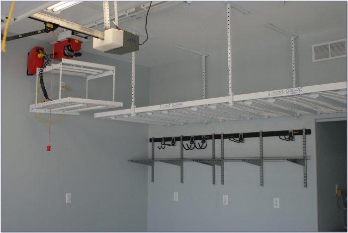Garage Ceiling Bike Storage Racks