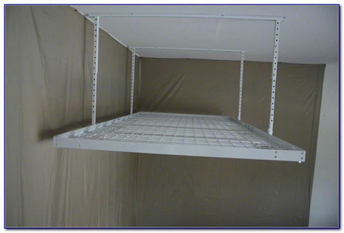 Garage Ceiling Storage Ideas Diy