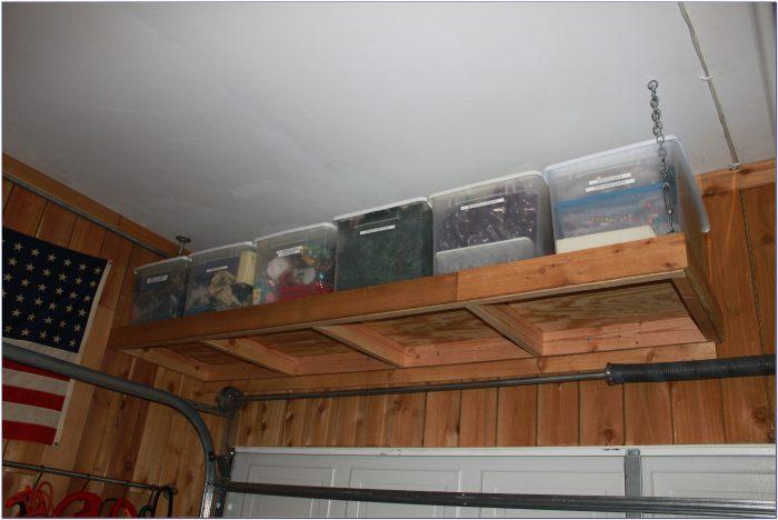 Garage Hanging Storage Racks