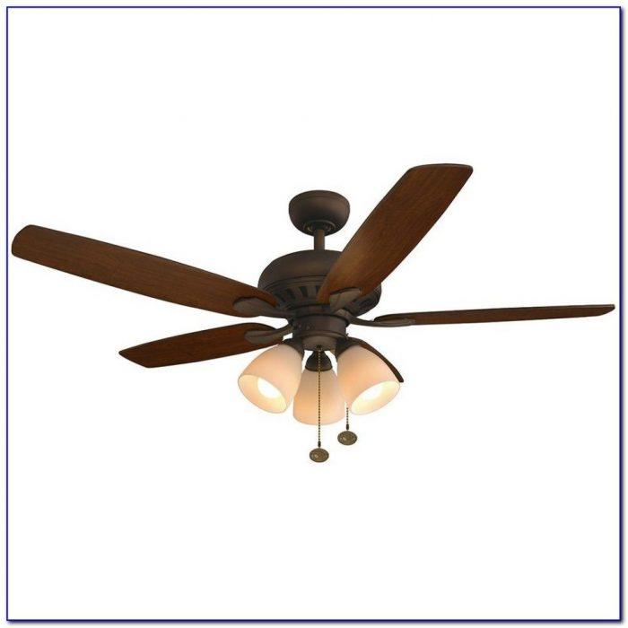 Hampton Bay Ceiling Fan Light Bulbs Size