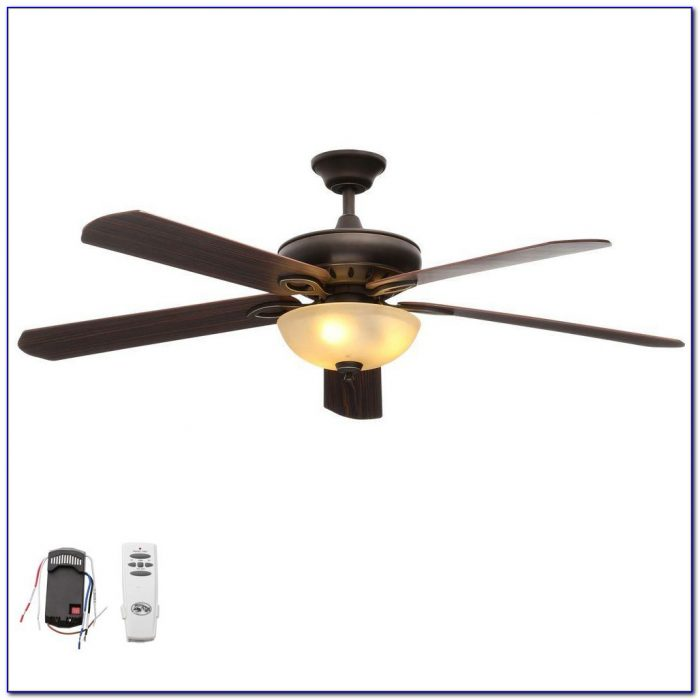 Hampton Bay Ceiling Fan With Remote Not Working