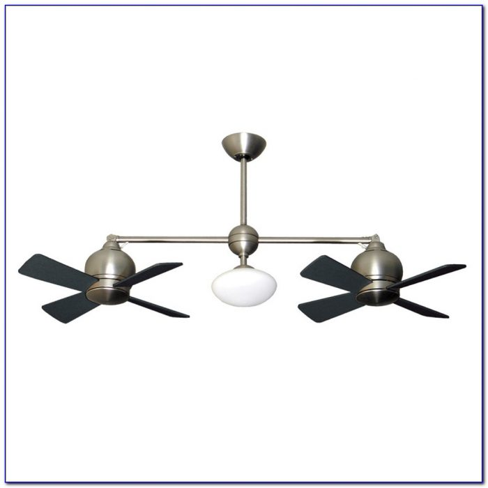 Hampton Bay Dual Blade Ceiling Fan