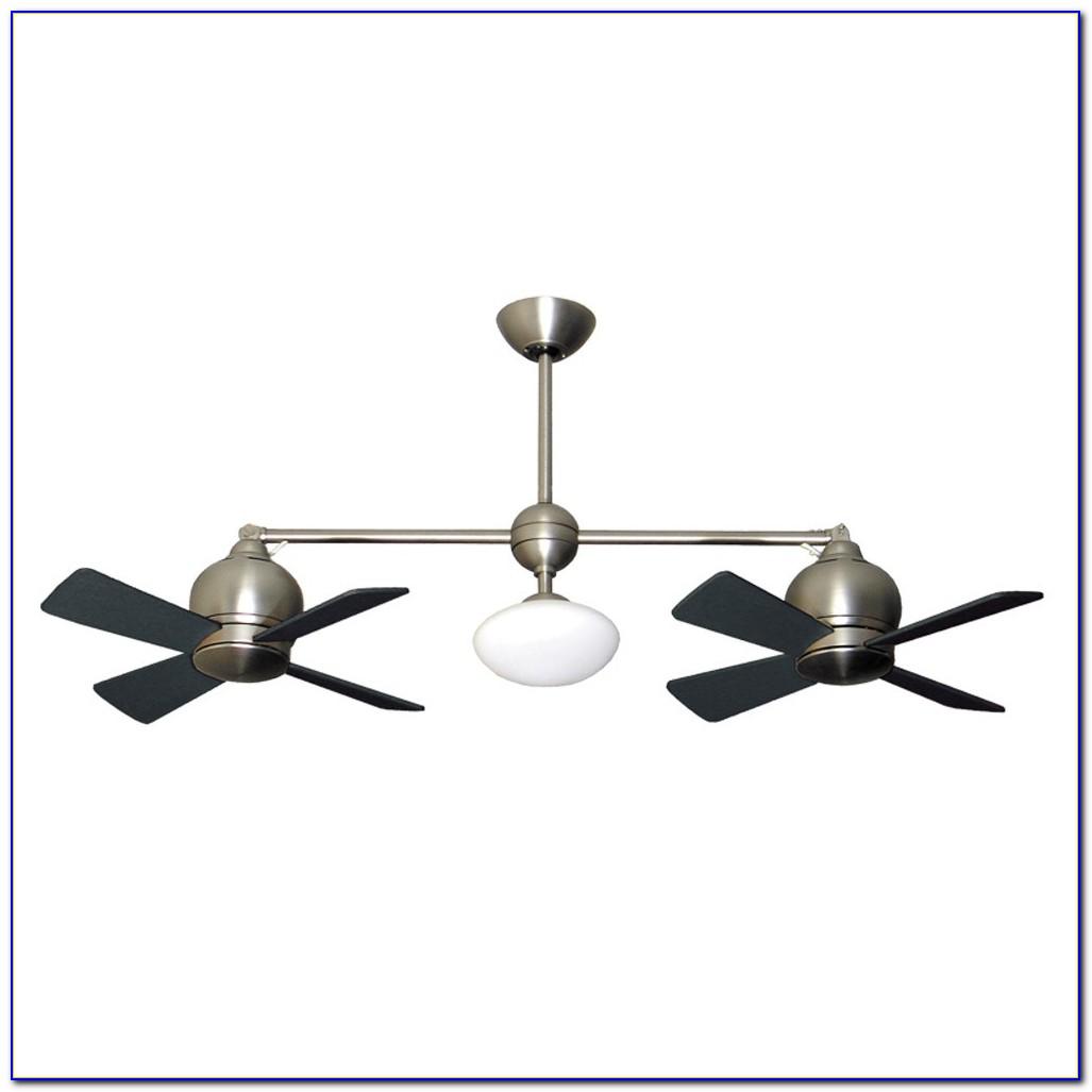 Hampton Bay Dual Blade Ceiling Fan