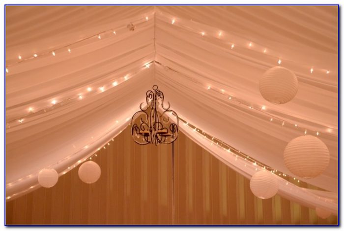 Hanging Canopy From Ceiling