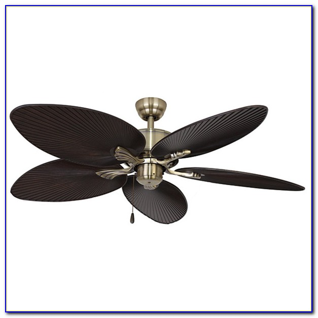 Harbor Breeze Palm Leaf Ceiling Fan Blades