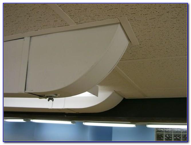 Heat Vents In Ceiling Or Floor