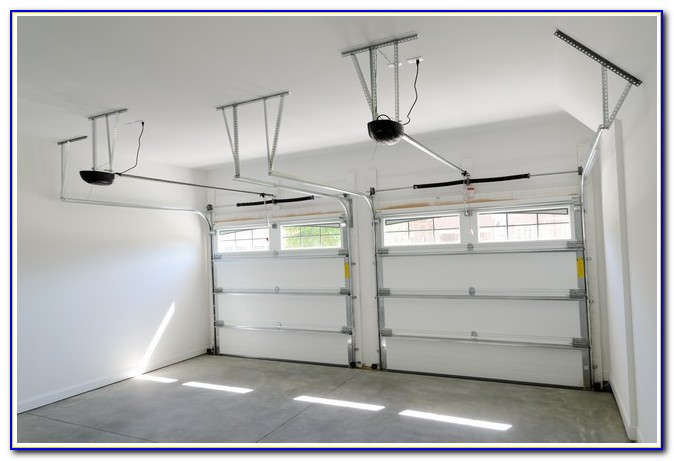 High Ceiling Garage Door Opener