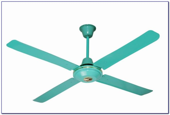 High Velocity Ceiling Fan
