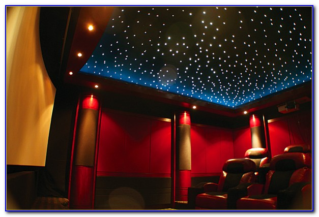 Home Theater Star Ceiling Kit