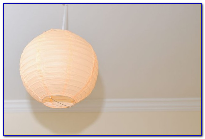 How To Hang Paper Lanterns From Ceiling With Fishing Line