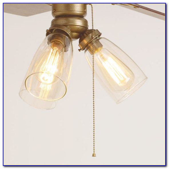 Hunter Ceiling Fan Edison Bulb