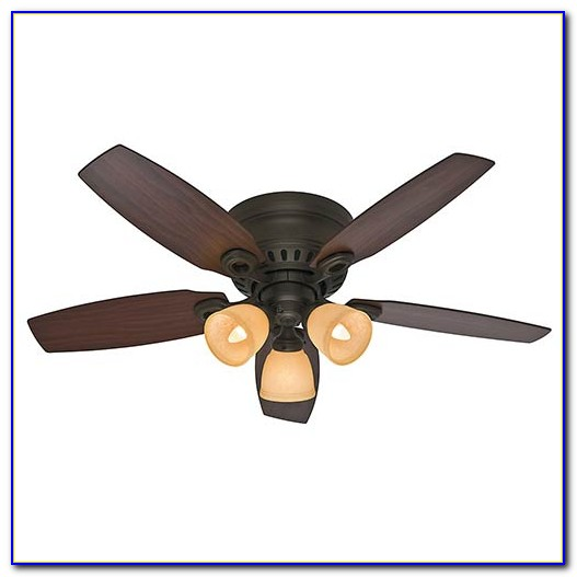 Hunter Hugger Ceiling Fans Without Light