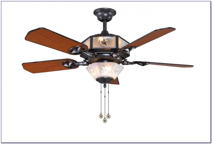 Hunter Lone Star Ceiling Fan