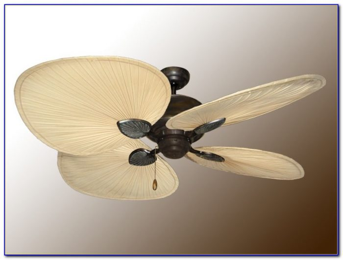 Hunter Palm Leaf Ceiling Fan Blades