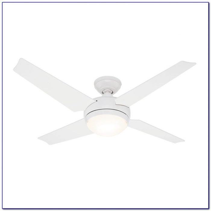 Hunter Sonic Ceiling Fan White