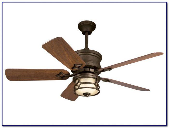 Hunter Type 2 Ceiling Fan Installation