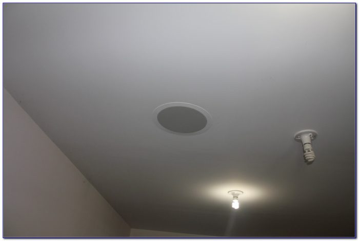 In Ceiling Speakers Sonos