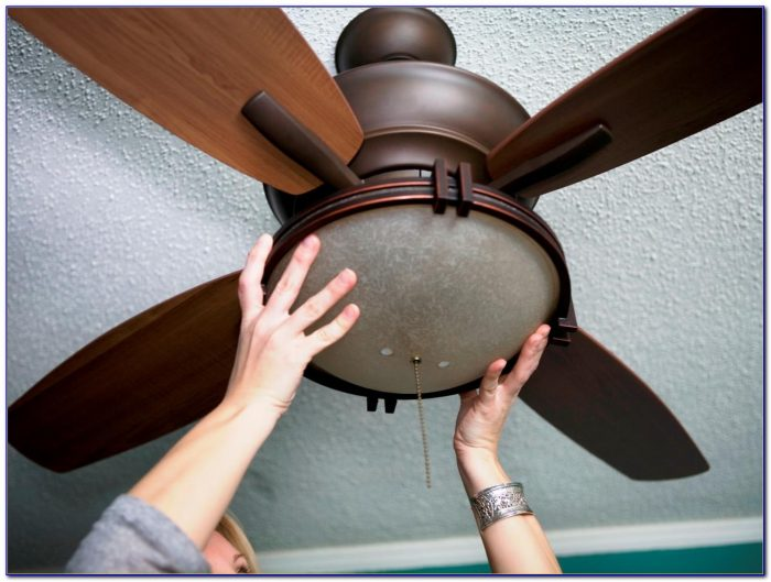 Installing A Ceiling Fan Without Box