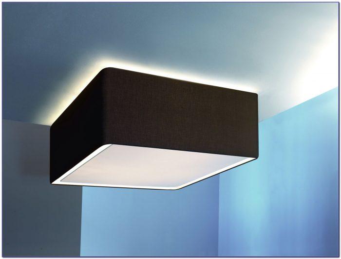 Large Square Ceiling Light Fixture