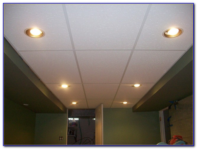 Lighting In Drop Ceiling