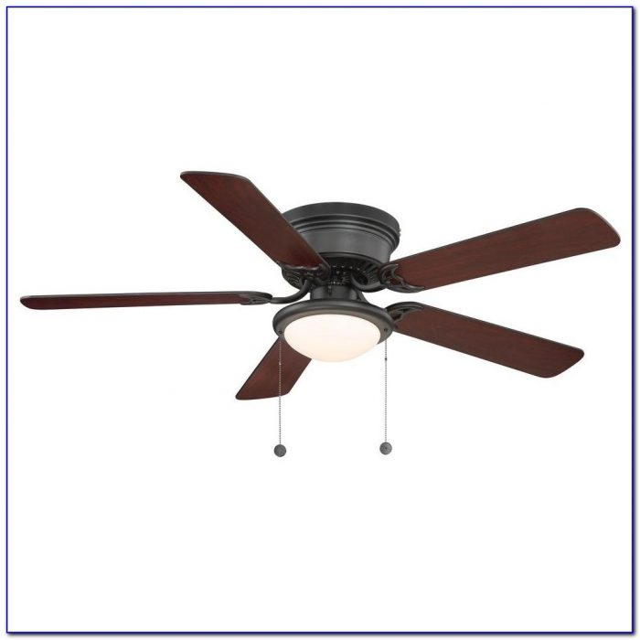 Matte Black Outdoor Ceiling Fans