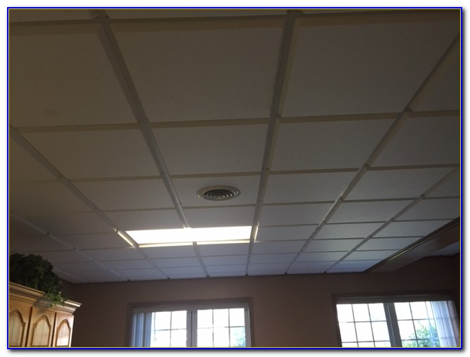 Melt Away Ceiling Tiles Nfpa