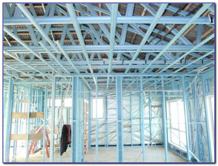 Metal Stud Framing Drywall Ceiling Now Hiring