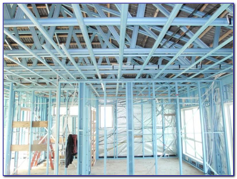 Metal Stud Framing Drywall Ceiling Now Hiring