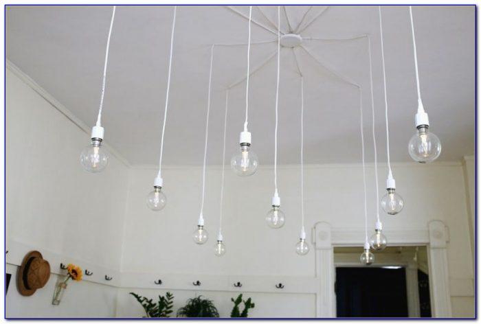 No Install Ceiling Light