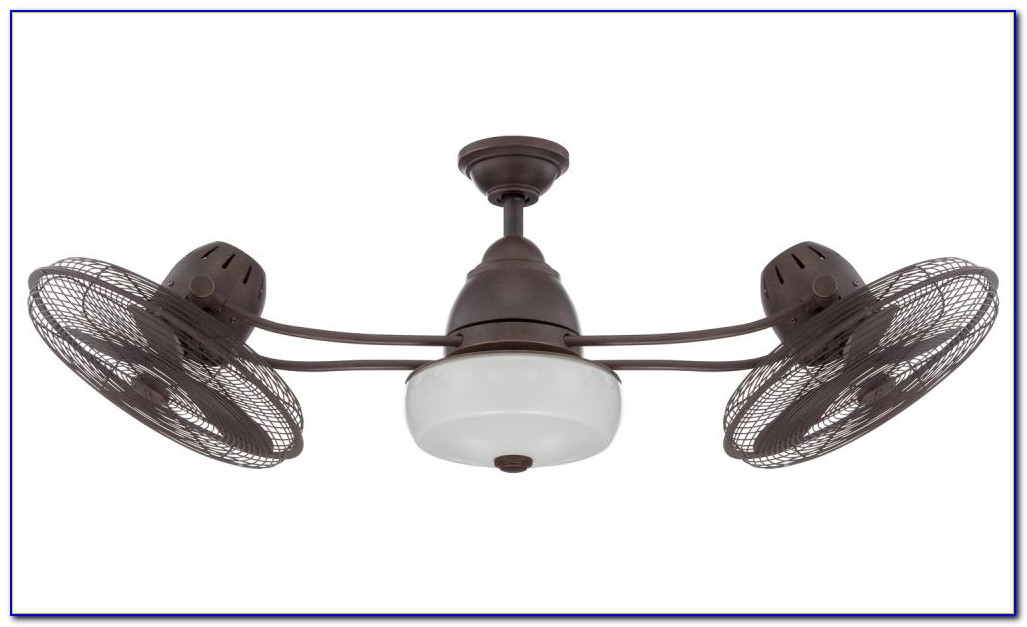Oscillating Ceiling Mount Industrial Fans