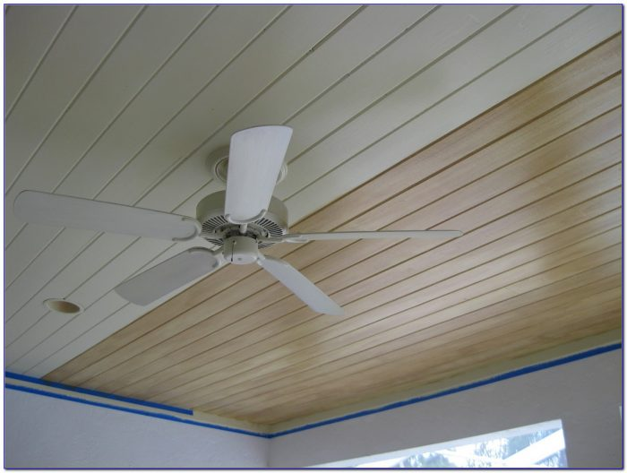 Outdoor Faux Wood Ceiling Planks