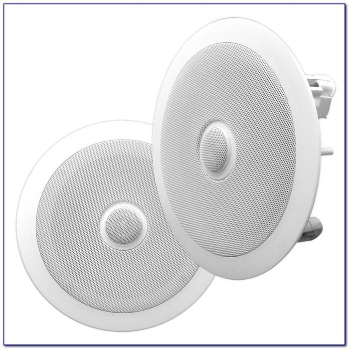 Outdoor Flush Mount Ceiling Speakers