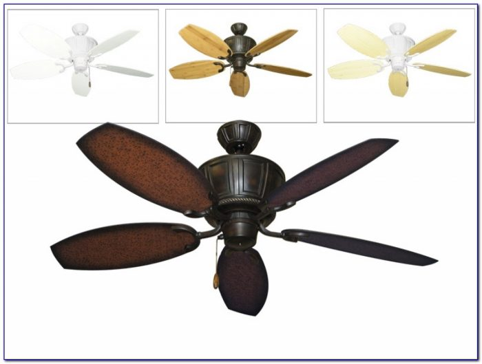 Palm Frond Ceiling Fan Blades